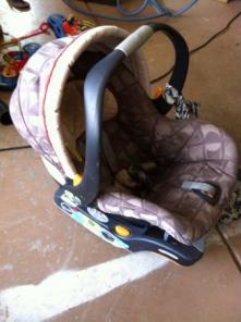 Chicco Cortina Key Fit Travel System {Stroller, carseat, and base}