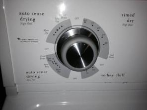 GAS DRYER by WHIRLPOOL - GREAT SHAPE $125