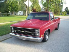 1985 CHEVY SHORT BOX